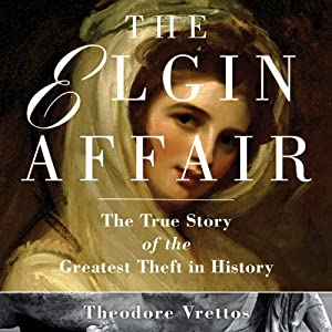 The Elgin Affair Audiobook