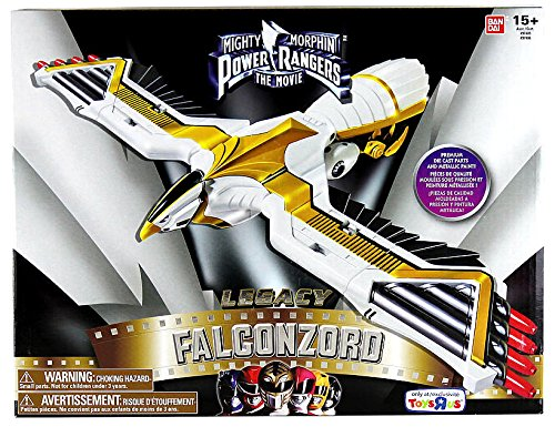 Power Rangers Mighty Morphin Legacy Series Falconzord Action Figure