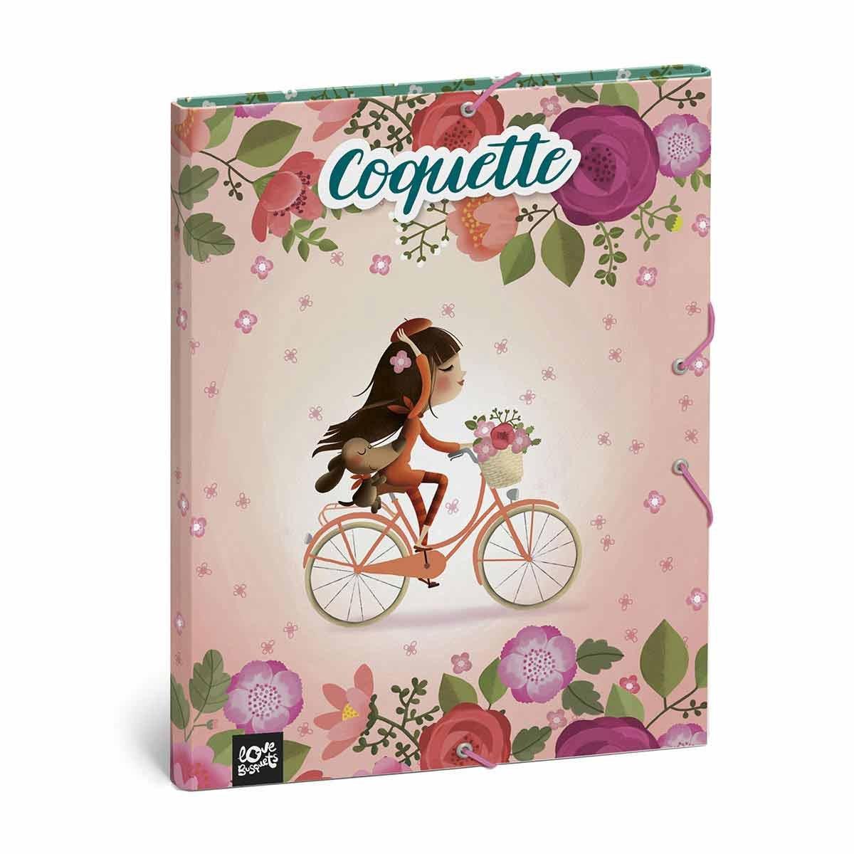Busquets Carpeta clasificadora Coquette