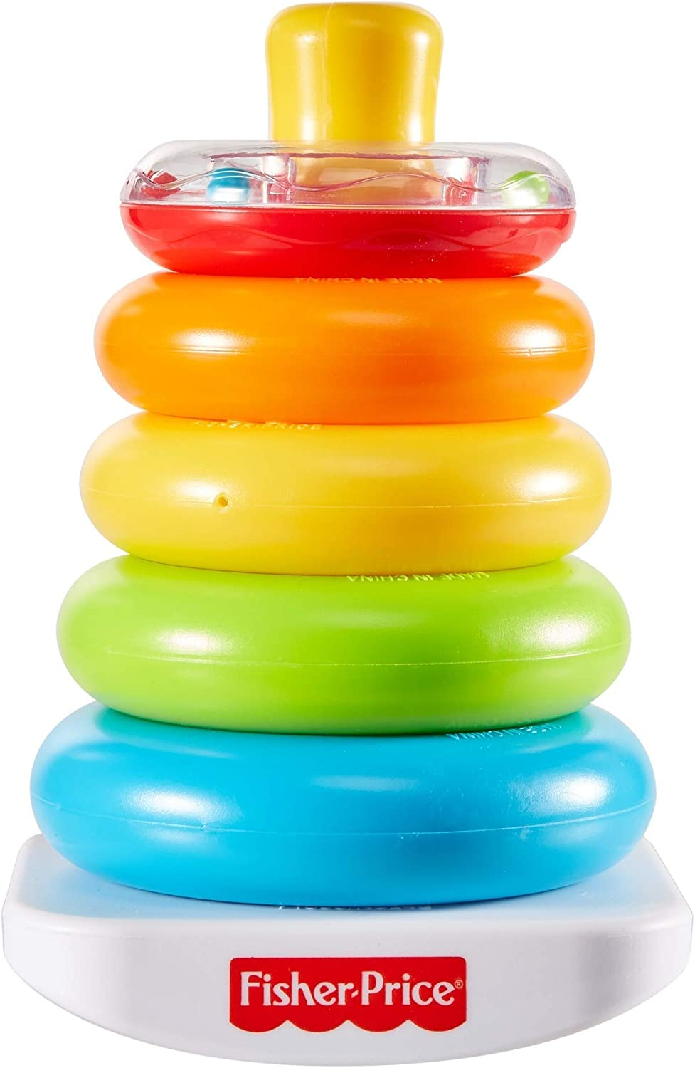 Fisher-Price Rock-a-Stack Toy! .99 at Amazon!