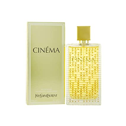 Cinema Pour Femme Eau De Parfum Spray By Yves Saint Laurent 90ml