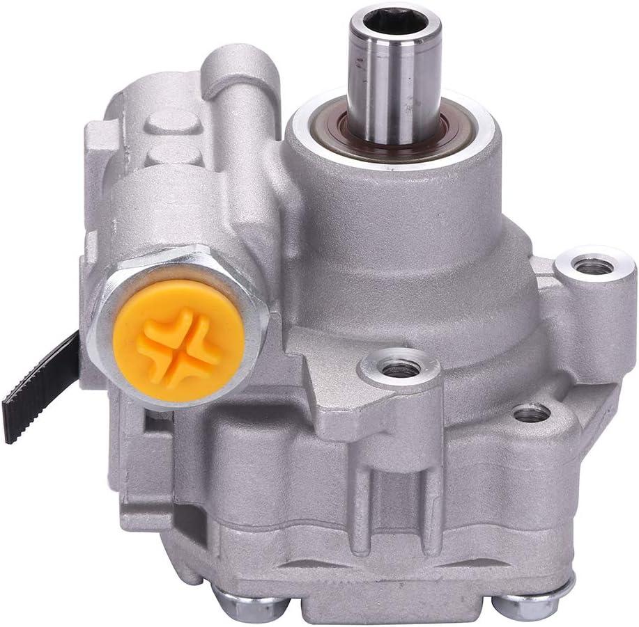 ECCPP 21-5173 Power Steering Pump Power Assist Pump Fit for 2006 2007 2008 2009 Hummer H3