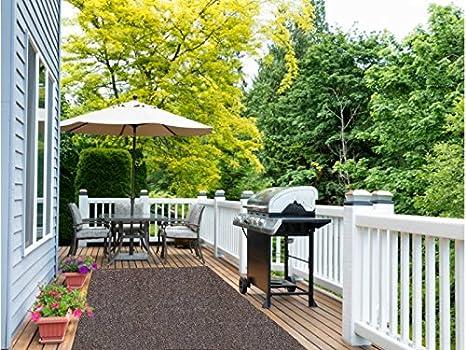 Amazon.com : 2\'x3\' - Hickory - Indoor/Outdoor Area Rug Carpet ...