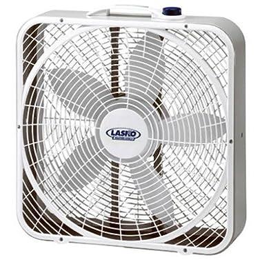 Lasko #3720 20  Weather-Shield Performance Box Fan