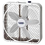 "Lasko #3720 20"" Weather-Shield Performance Box Fan"