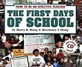 The First Days of School, Rosemary T. Wong, 0962936065