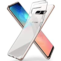 Spigen Liquid Crystal Galaxy S10+ Plus Case Cover with Clear Slim Profile Designed for Samsung Galaxy S10 Plus (2019…