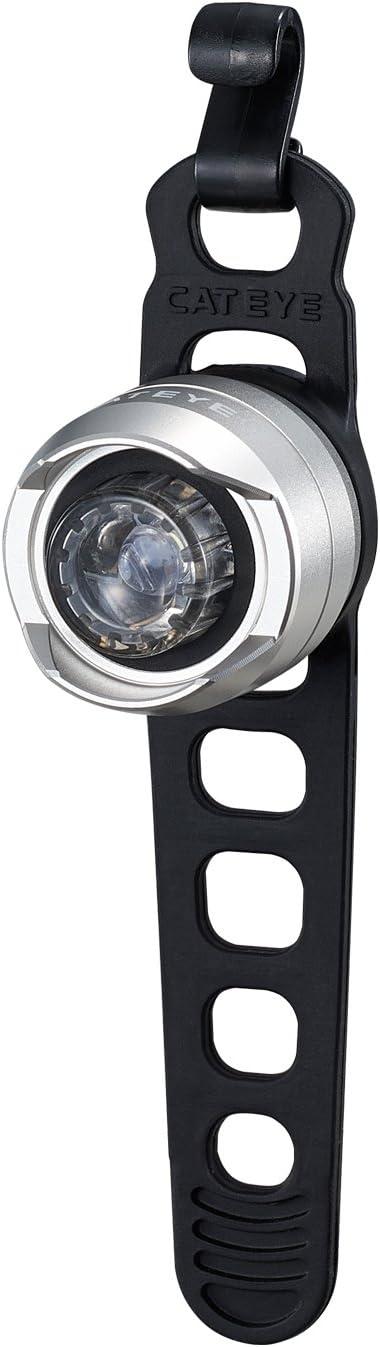 CatEye Orb SL-LD160-F - Luz LED Delantera para Bicicleta, 10 lúmenes, Funciona con Pilas: Amazon.es: Deportes y aire libre