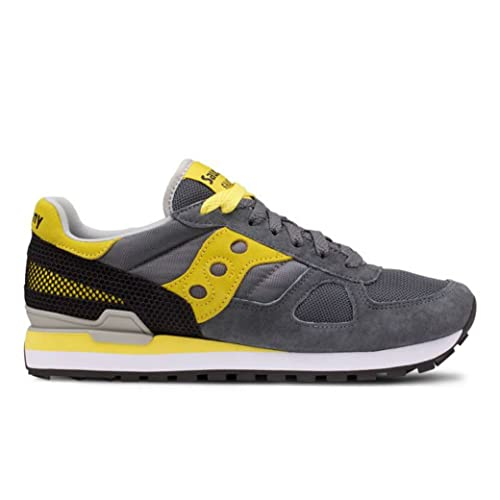 Alta qualit SAUCONY SHADOW ORIGINAL S704012 GRY/YEL vendita