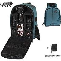 Brain FreezerJ DSLR/SLR Camera Lens Shoulder Backpack Case for Canon Nikon Sigma Olympus Camera
