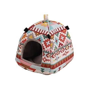 POPETPOP Lindo Conejillo de Indias Hamster House Cama Hamaca ...