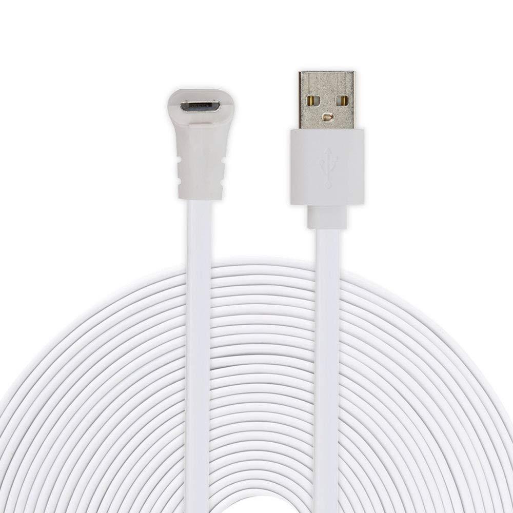 Arlo Charging Cable - 30 Feet Weatherproof Outdoor Charging Cable for Arlo Pro, Arlo Pro and Arlo Go