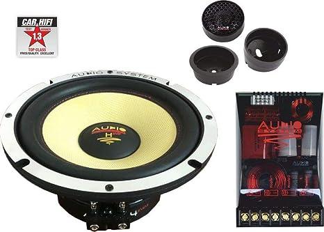 Audio System X 165 EVO - 16cm 2-Wege System: Amazon.es ...