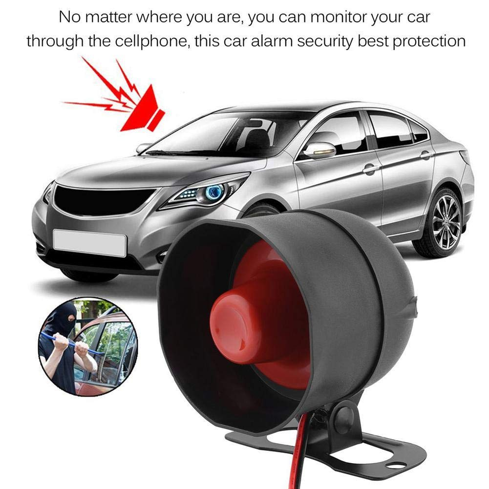 Universal/1-Way/Car/Alarm/Vehicle/System/Protective/Security Car Alarm Car Alarm System