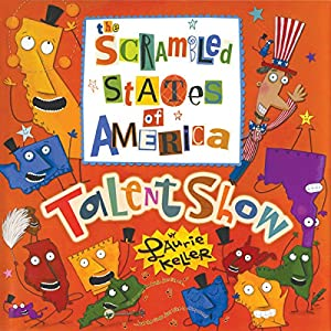 The Scrambled States of America Talent Show Audiobook