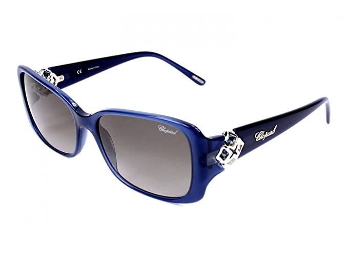 Chopard - Gafas de sol - para mujer Azul azul Large: Amazon ...