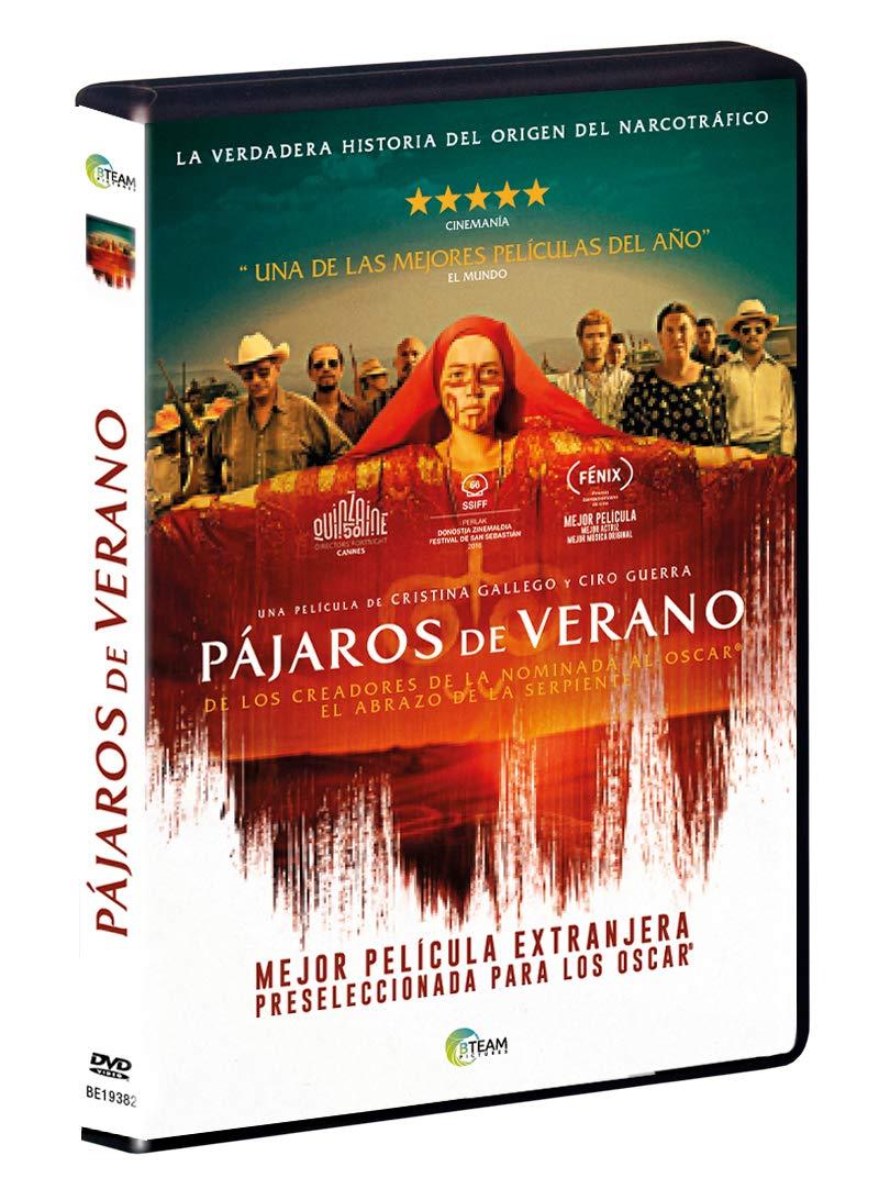 Pájaros De Verano [DVD]: Amazon.es: Carmiña Martinez, Jose ...