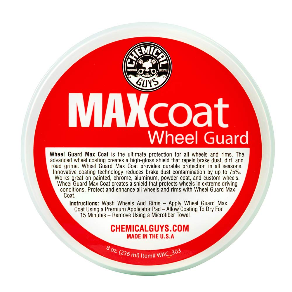 Chemical Guys WAC_303 8-Ounce Wheel Guard Rim and Wheel Sealant by Chemical Guys (Image #3)
