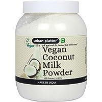 Urban Platter Vegan Coconut Milk Powder Jar, 400g