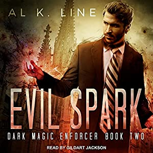 Evil Spark Audiobook