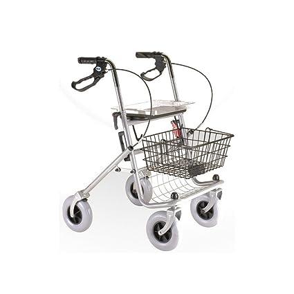 Andador plegable rollator Ortaid: Amazon.es: Salud y cuidado personal