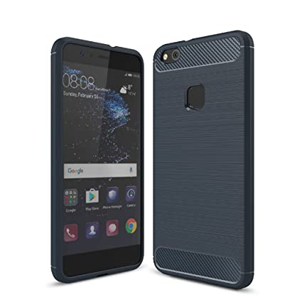 best loved db7ed 7b8a7 Amazon.com: HuaWei P10 Lite Case - Soft Silicon Shockproof Luxury ...