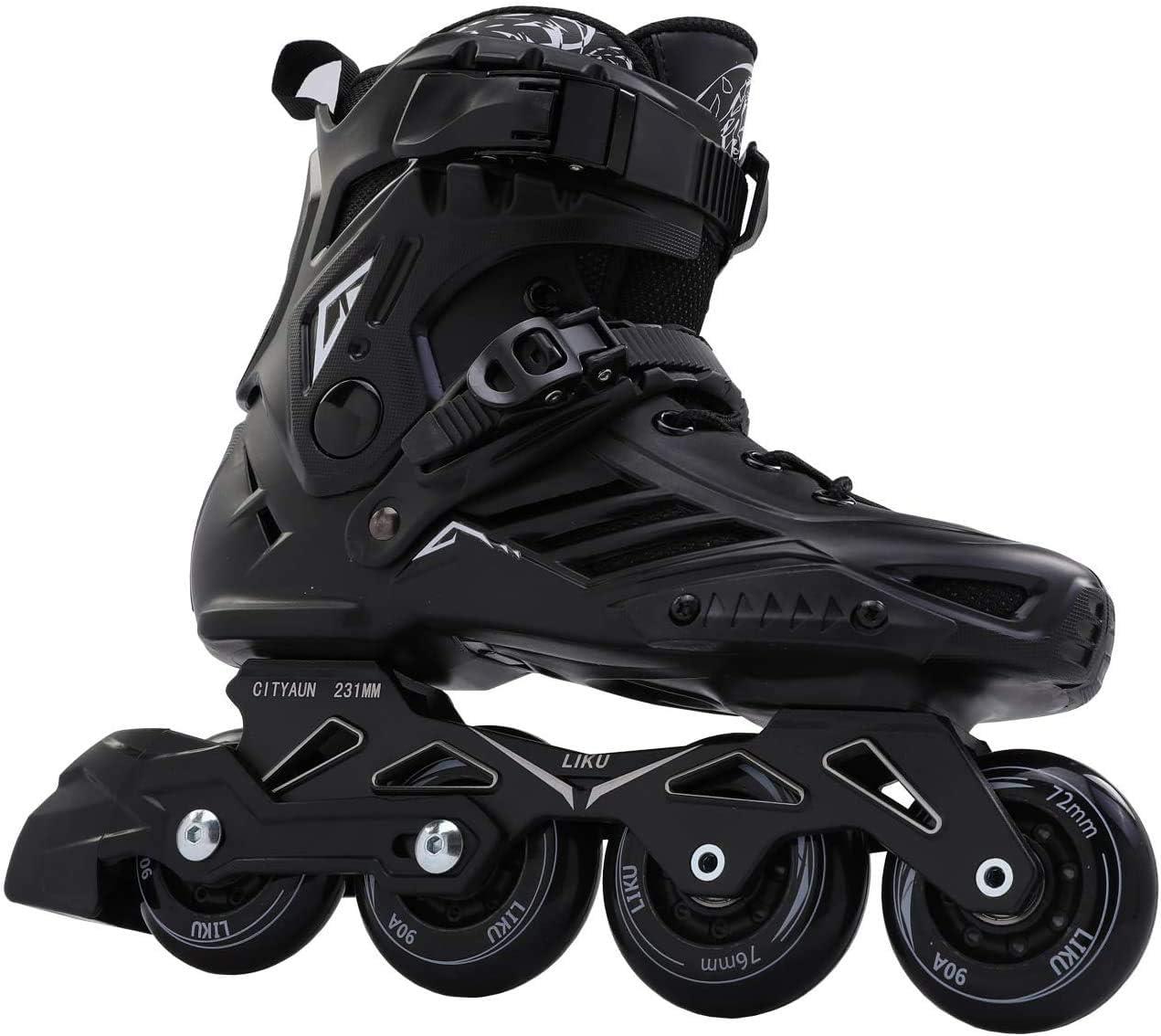 Liku专业内联冰鞋