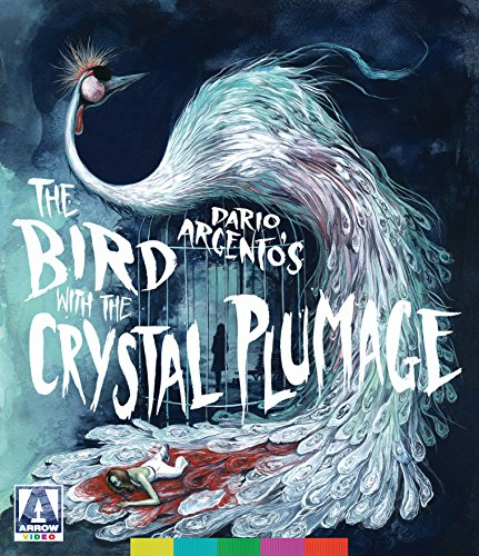 Red Bird Italian (The Bird With The Crystal Plumage (2-Disc Limited Edition) [Blu-ray + DVD])