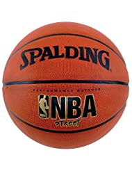 Spalding NBA Street Basketball - Intermediate Size 6 (28.5\