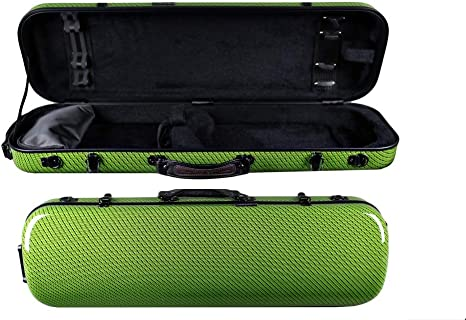 Original Tonareli estuche para violín 4/4 EDICIÓN ESPECIAL VNFO1016 Green Checkered - VENDEDOR AUTORIZADO: Amazon.es: Instrumentos musicales
