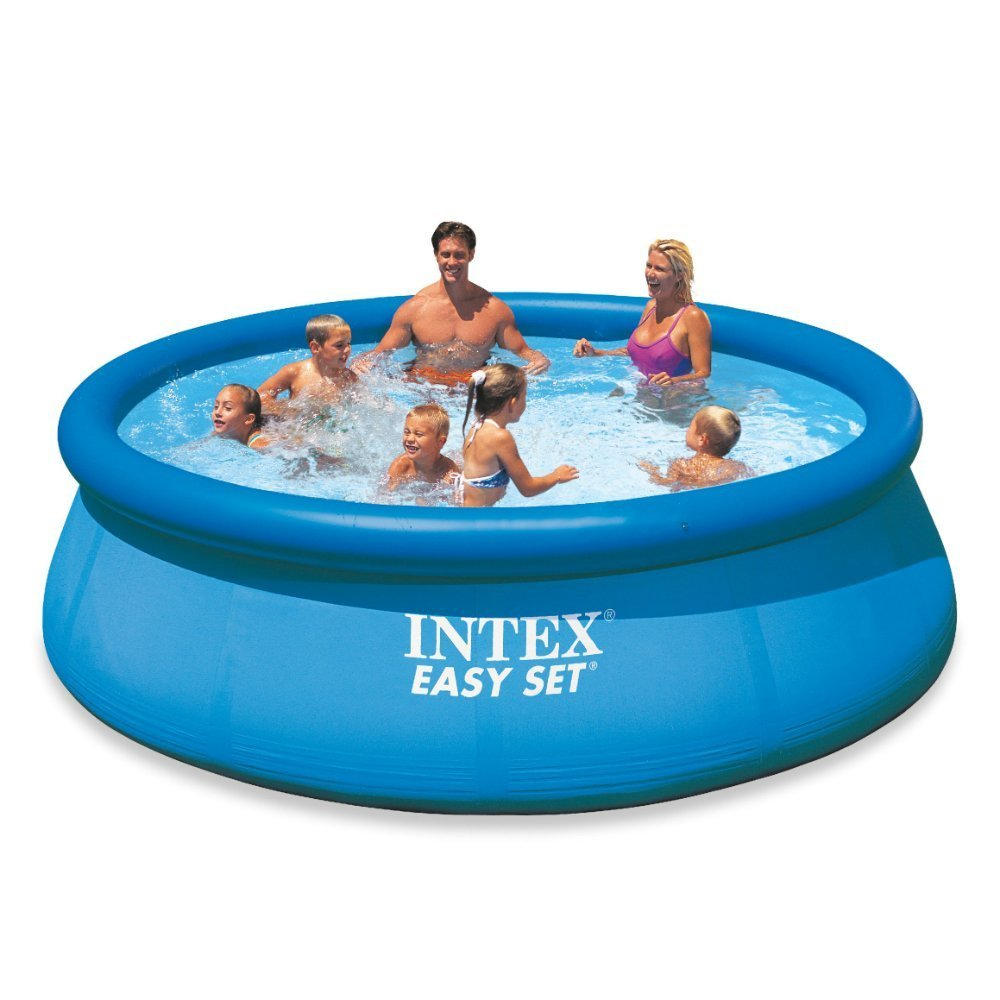 Intex 12ft X 30in Easy Set Pool Set, Easy to Install - 28131EH