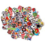 StillCool Stickers Skateboard Snowboard Vintage Vinyl Sticker Graffiti Laptop Luggage Car Bike Bicycle Decals mix Lot Fashion Cool (100pcs)