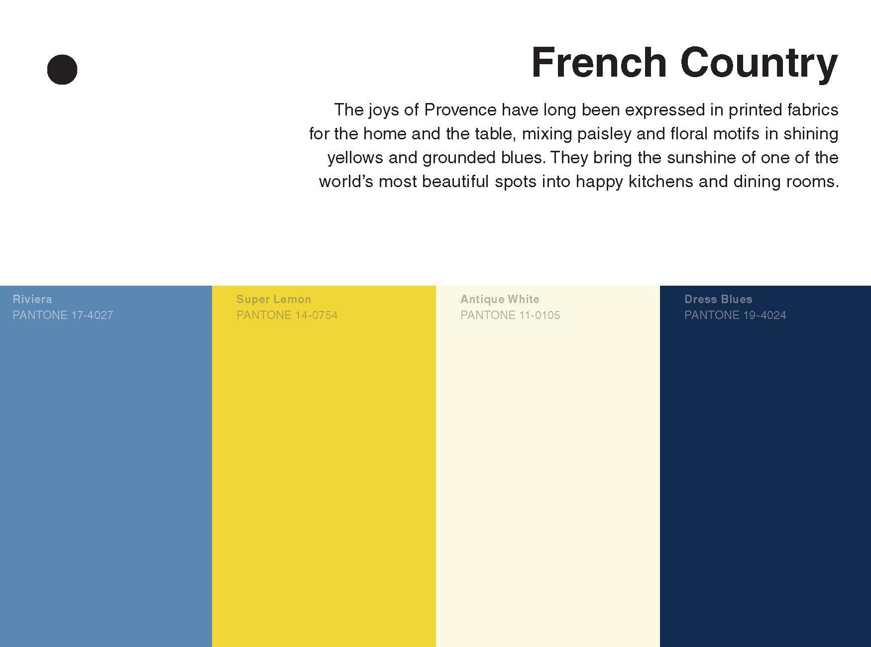 Pantone: 35 Inspirational Color Palletes: Pantone Inc ...
