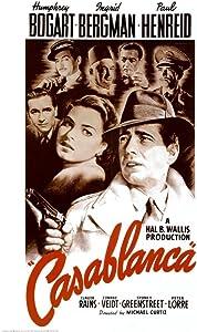 Studio B Casablanca Poster 24 x 36in