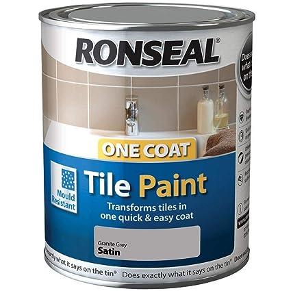 Awe Inspiring Ronseal One Coat Tile Paint Home Interior And Landscaping Mentranervesignezvosmurscom
