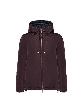 c8a408268 Geox W8428V TC115 Down Jacket Women: Amazon.co.uk: Clothing