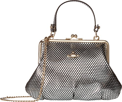 Vivienne Westwood Women's Florence Purse Silver One Size by Vivienne Westwood