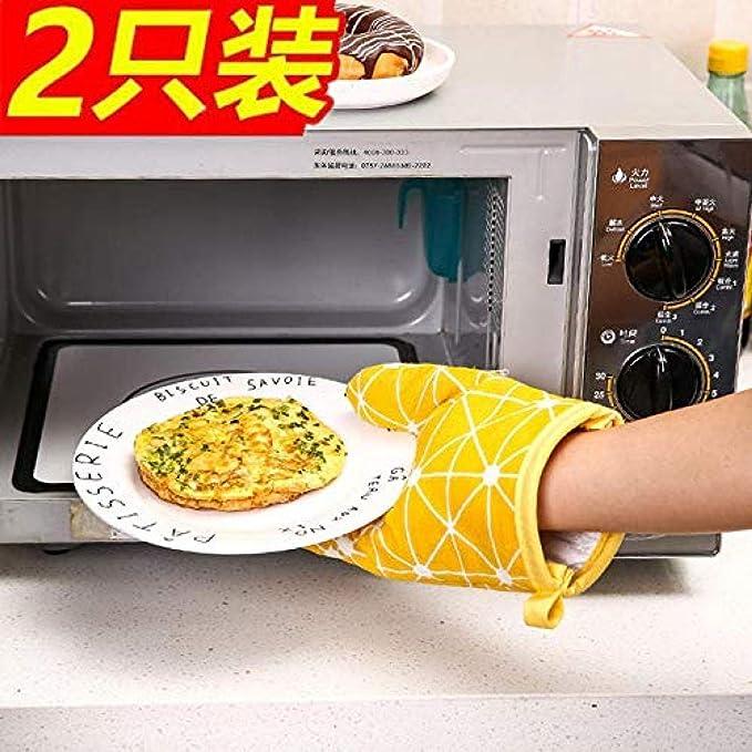 Guantes para hornos de cocina de tamaño extralargo Guantes ...