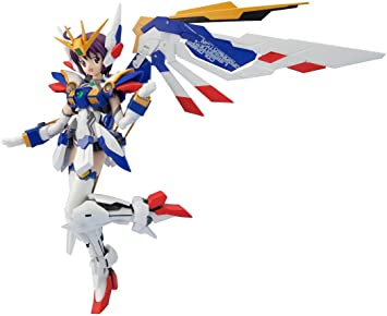 Armor Girls Project EW Bandai MS Girl Wing Gundam Zero
