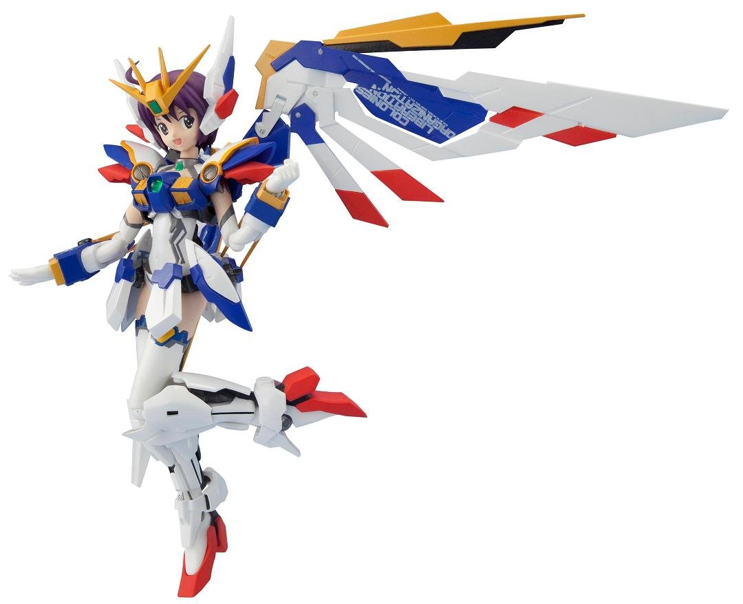 Bandai MS Girl Wing Gundam (EW) - Armor Girls Project (japan import)