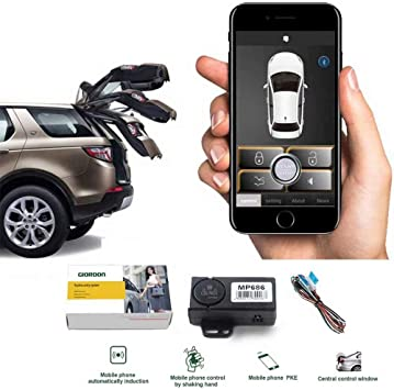 Kit de Bloqueo de Control Remoto para Smartphone, Llave ...