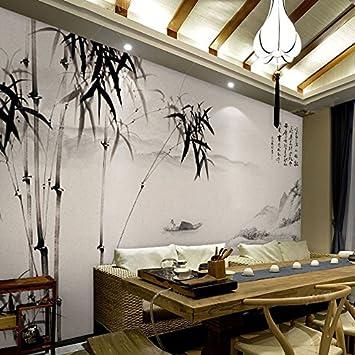 AQSGH Chinesische neoklassische Tapete/Wandmalerei ...