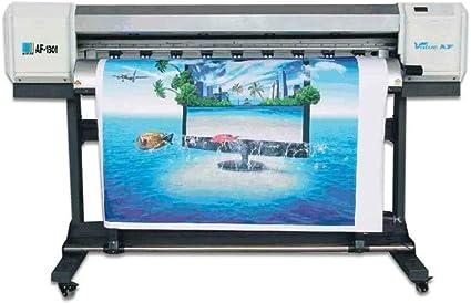 Plotter De Impresión Af-1301: Amazon.es: Oficina y papelería