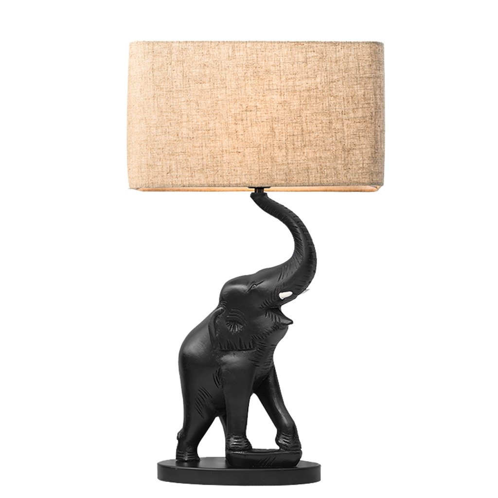 Zfgg Bedside Table Lamp Bedroom Creative European Personality
