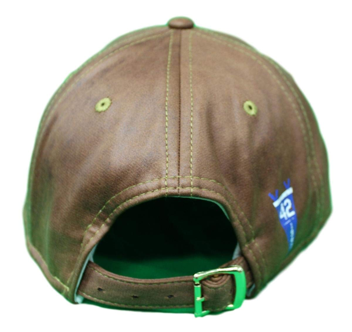 new product 994e8 57ffc Amazon.com   New Era Brooklyn Dodgers 9Twenty Cooperstown Jackie Robinson  Adjustable Hat   Sports   Outdoors