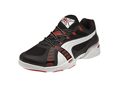 Puma Accelerate VI, chaussures de sport - intérieur homme - Noir - Schwarz  (black