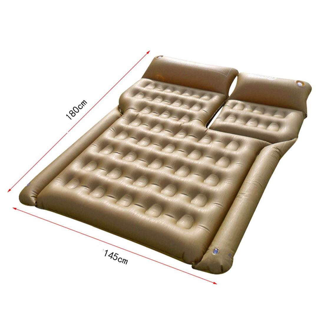 WEATLY Aufblasbares Matratzen-Luft-Bett im Freien kampierendes SUV verlängerte Luftcouch mit Pumpe