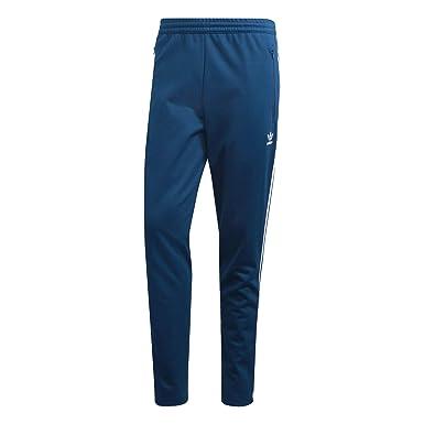 631adae3e92 adidas Originals Men s Franz Beckenbauer Track Pants Legend Marine Small 30