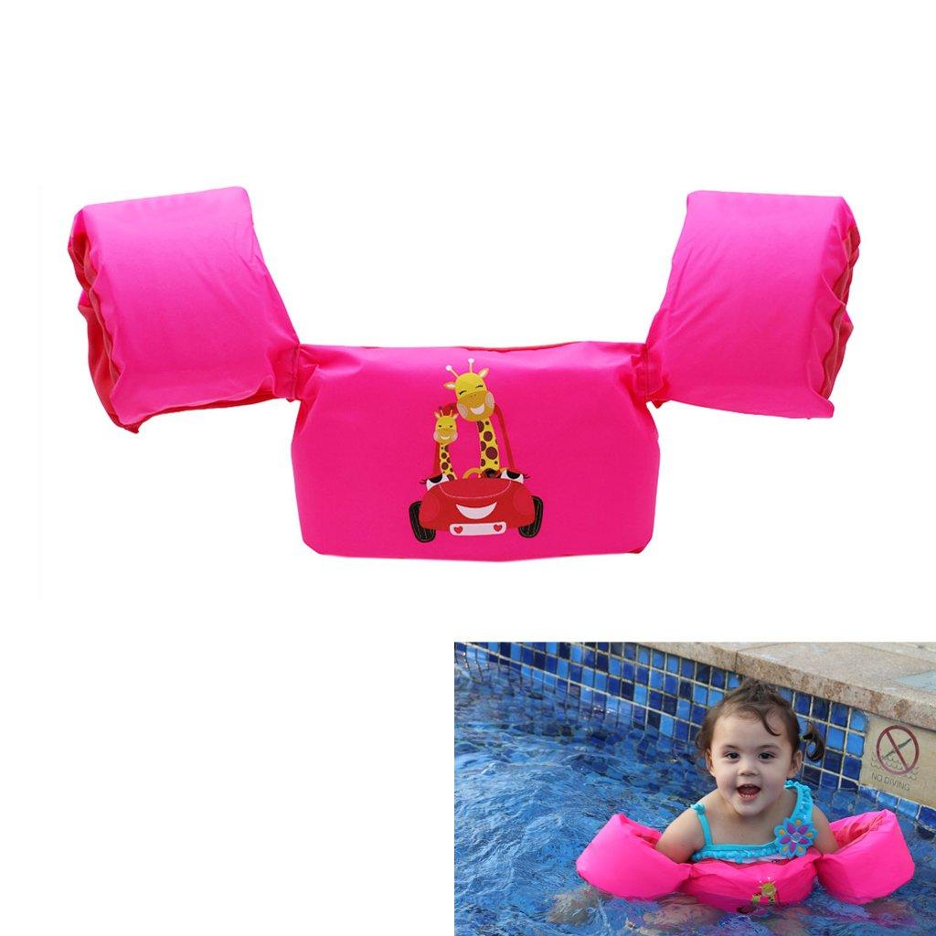 Vine Manguitos de natación para niños Brazo Pecho Banda flotadores flotación Mangas natación Entrenadores Chaleco Salvavidas: Amazon.es: Ropa y accesorios