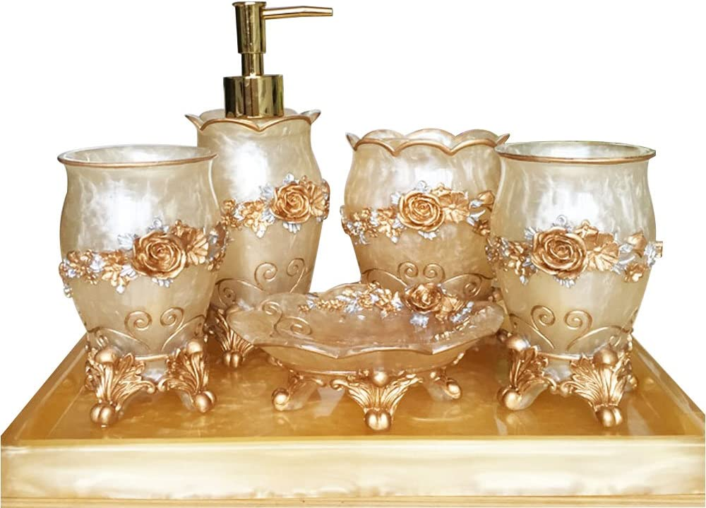 Gold Soap Dish